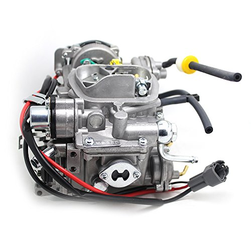 (TRIL GEAR Car Carburetor 21100-35520 for Toyota 22R Engine 1981 Corona 1981-1988 Hilux 1981-1984 Celica 1981-1995 Pickup 1984)