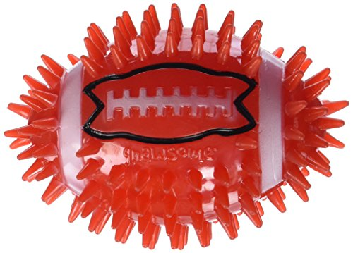 Gnawsome Squeak Light Football Colors product image