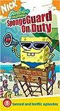 DVD : Spongebob Squarepants - Spongeguard on Duty [VHS]