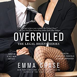 Overruled Audiobook
