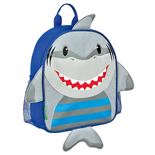 Stephen Joseph Mini Sidekicks Backpack, Shark