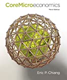 CoreMicroeconomics, Chiang, Eric, 1429278471
