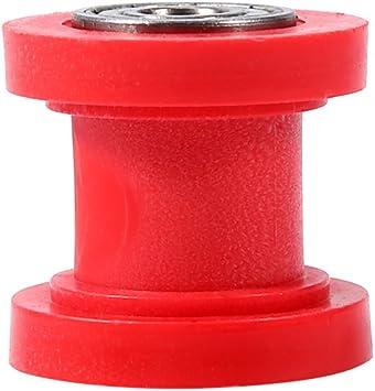 10mm Chain Roller Slider Tensioner Adjuster Pulley Wheel Guide Pit Dirt BikeWNNN