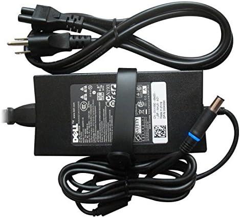 New Genuine Dell 130 Watt 19.5V 6.7A AC Adapter 0X9366 X9366
