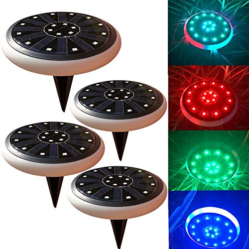 10 Colour Changing Led Lights Decking in US - 3