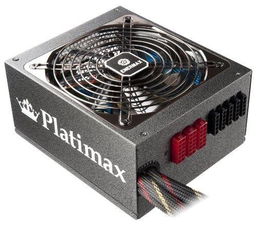 45 opinioni per Enermax EPM850AWT Platimax 80Plus Platinum Alimentatore PC Modulare (850 Watt,
