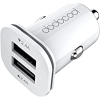 Dodocool 24W 4.8A Dual USB Car Charger