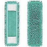 Refil para Mop Flat Chenille, Flash Limp, Verde