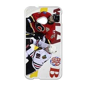 Calgary Flames HTC M7 case