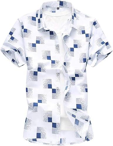 CáRdigan De Cuello Puntiagudo De Verano para Hombre Camisa De ...