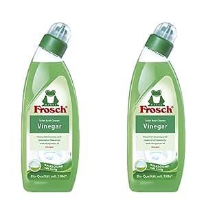Amazon Com Frosch Vinegar Toilet Bowl Cleaner 750 Ml