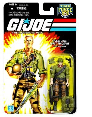 Joe Tiger (G.I. JOE Hasbro 3 3/4