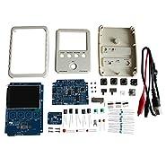 B Blesiya DSO138 Shell Digital Oscilloscope Kit 15001K Unsoldered DIY Upgraded Version