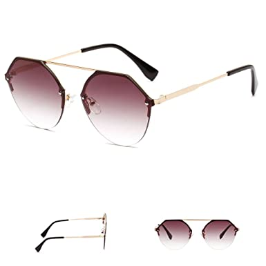 ca4da719ae2 New Design Hexagon Sunglasses Women Retro Vintage Men Fashion Clear Sun  Glasses Ladies Oversized Shades Female Eyewear 2018