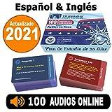 Us Citizenship Test Study Guide 2021, Ciudadania