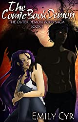 The Comic Book Demon (The Outer Demon Wars Saga 1)