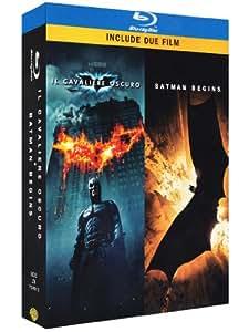 batman begins + il cavaliere oscuro [Italia] [Blu-ray]