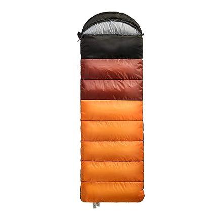XY&CF Bolsa de Dormir Al Aire Libre Excursión de Campamento Interior Primavera y otoño Invierno Frío