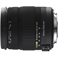Sigma 18-50mm f/2.8-4.5 SLD Aspherical DC Optical Stabilized (OS) Lens with Hyper Sonic Motor (HSM) for Sony Digital SLR Cameras