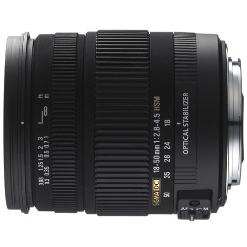 Review Sigma 18-50mm f/2.8-4.5 SLD
