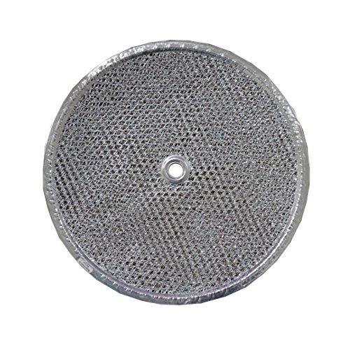 Aluminum Circular Range Hood ()