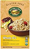 Nature's Path Organic Whole O's Cereal Gluten Free -- 11.5 oz - 2 pc