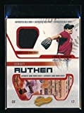 LANCE BERKMAN 2003 FLEER AUTHENTIX GAME JERSEY