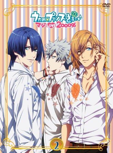 Animation - Uta No Prince-Sama Maji Love 2000% 2 (DVD+CD) [Japan DVD] KIZB-138