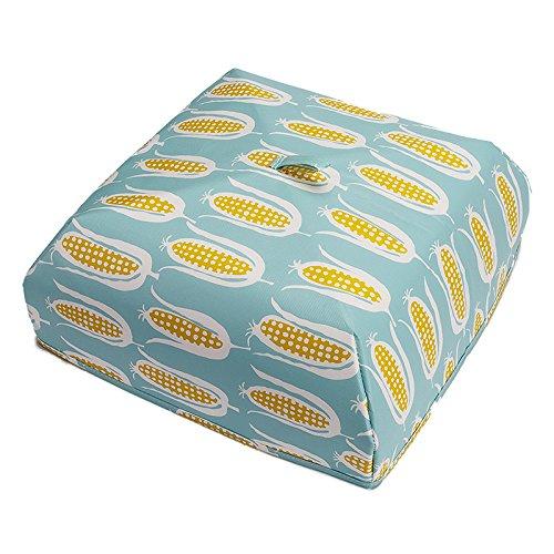 Faltbar Lebensmitteln Bezüge Keep Warm Hot Alu-Folie Cover Isolierung utilidades Küche Tisch Zubehör Werkzeuge L Pattern1