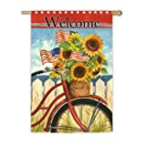 Summer Ride Vertical Flag Review
