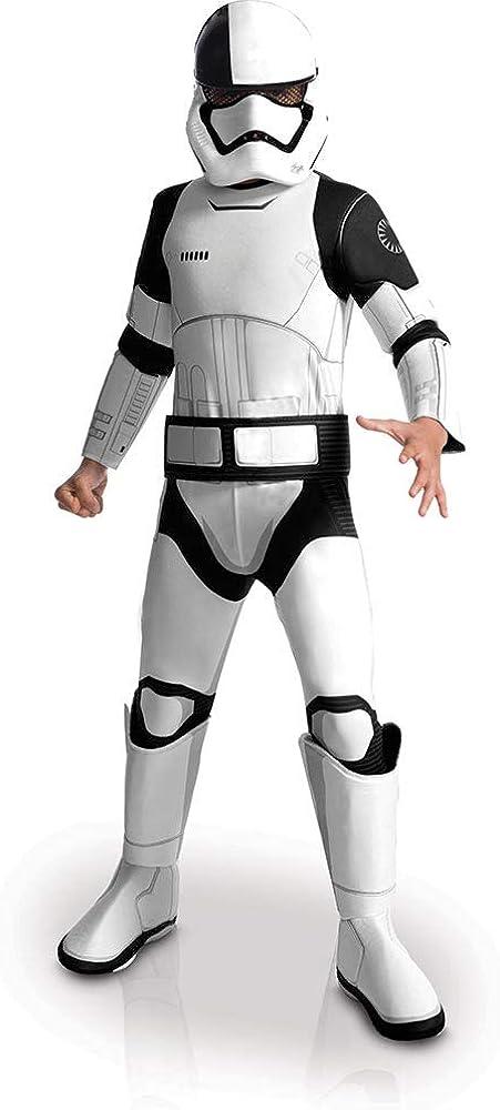 Star Wars Episode VIII - The Last Jedi Deluxe Executioner Trooper Child Costume