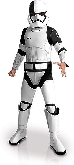 Executioner soldat épisode VIII Star Wars Costume Garçons un Stormtrooper Nouveau Rubies