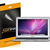 [3-Pack] SUPERSHIELDZ- High Definition Clear Screen Protector For Apple MacBook Air 13 Inch + Lifetime Replacements Warranty [3-PACK] - Retail Packaging