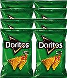 Doritos Salsa Verde Flavored Tortilla Chips 9.75 oz Bags (8)
