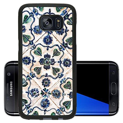 Luxlady Premium Samsung Galaxy S7 Edge Aluminum Backplate Bumper Snap Case IMAGE 20338424 Decoration vintage stove tiles