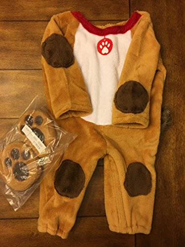 Victoria Secret Halloween Costumes (PLUSH HALLOWEEN PLAYFULL PUP PUPPY 6 PIECE COSTUME size TODDLER 12 - 24 MONTHS - FAST SHIPPING SOLD OUT)