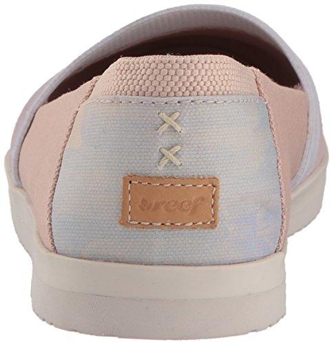 Rif Vrouwen Steeg Tx Sneaker Taupe Verf