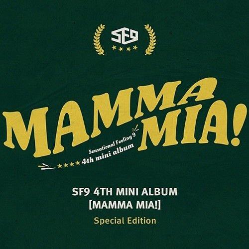 Top 2 recommendation sf9 mamma mia special edition album