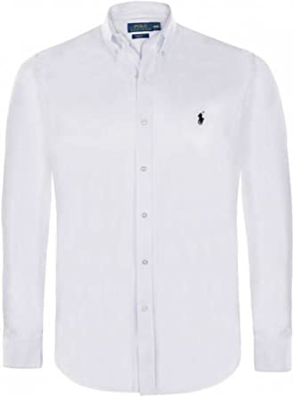 Polo Ralph Lauren - Camisa Casual - con Botones - Manga Larga ...