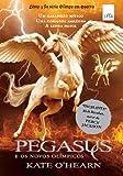 capa de Pegasus e os Novos Olímpicos