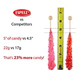 Rock Candy Sticks Pink Cherry 36Ct 792g
