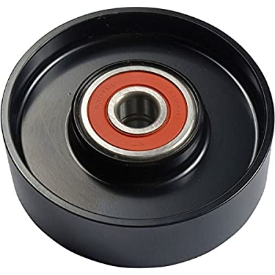 Continental 50025 Accu-Drive Pulley: Automotive