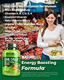 NATURELO One Daily Multivitamin for Women - Energy