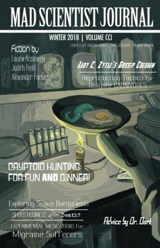 Mad Scientist Journal:  Winter 2018 (Volume 24)