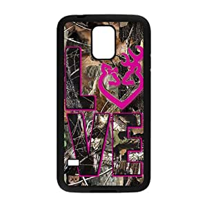 Love Fashion Comstom Plastic case cover For Samsung Galaxy S5