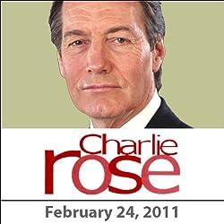 Charlie Rose: 2011 Oscar Special, February 24, 2011