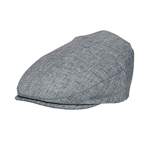 Born to Love Baby Boy's Gray Driver Cap SM 52cm 2 to 3 yrs, Gray