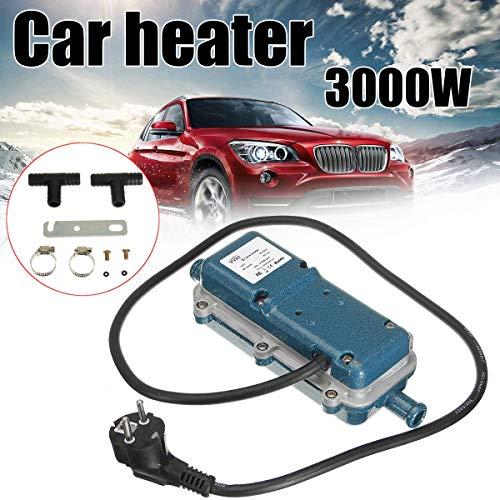 LOLDIS Calefacción y Ventiladores – Calentador de Aire portátil para Motor de Coche 220 V 3000 W Calentador de máquina...