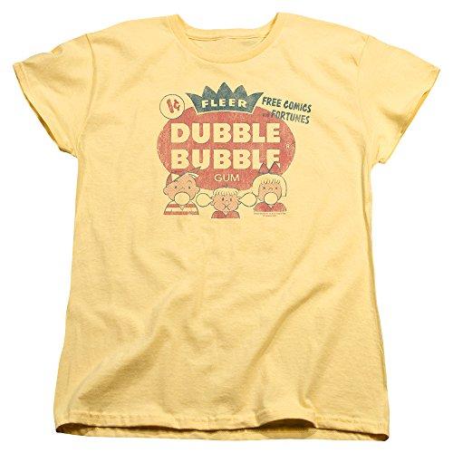 Trevco Dubble Bubble One Cent Women's T Shirt, Small
