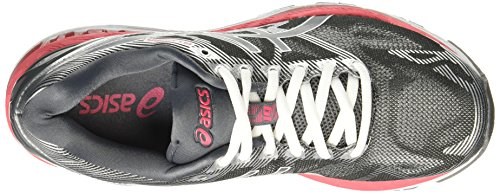 Red White ASICS Nimbus Rouge Carbon 19 Shoe Women's Running Gel fvfwzq8